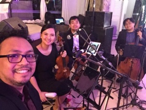 manila string machine string quartet philippines weddings