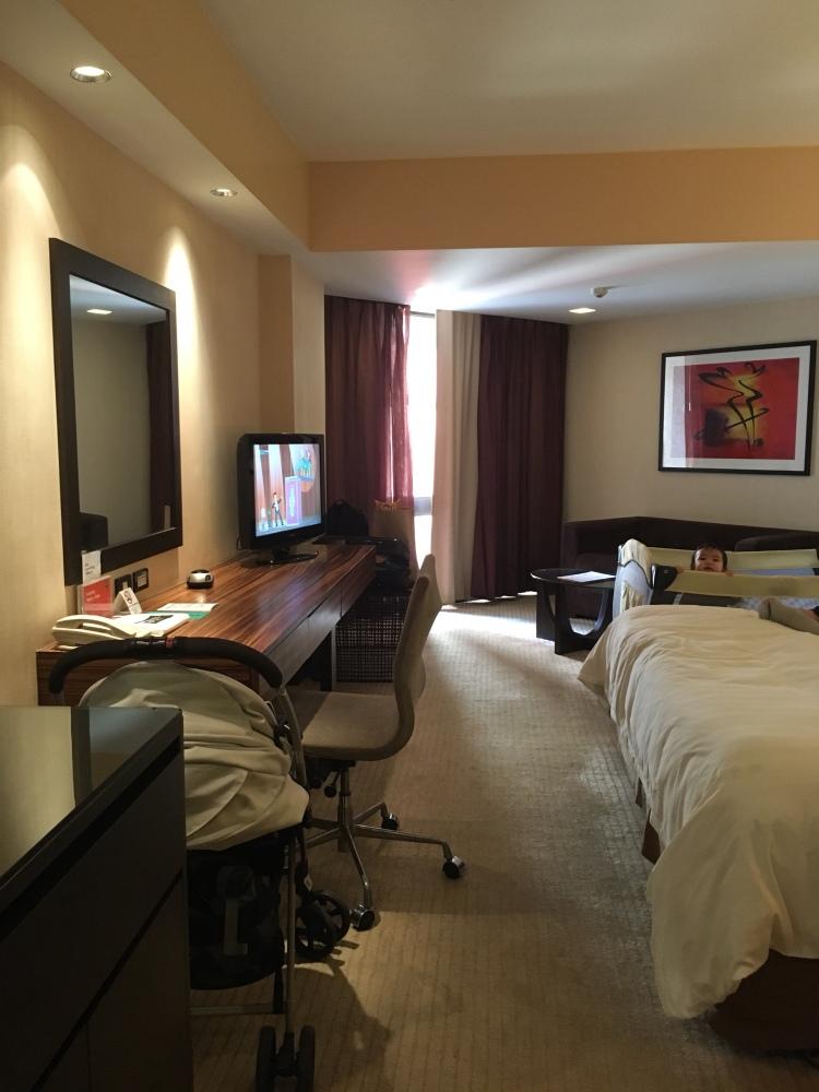 hotel jen deluxe room